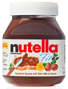 Nutella Proteica Fit