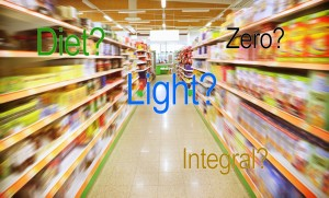 Diet Light Zero ou Integral