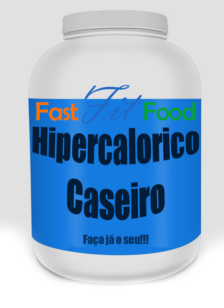 Hipercalórico Caseiro